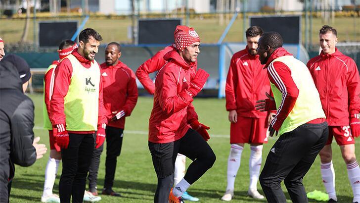 Lider Sivasspor'da Beşiktaş hazırlıkları tamam