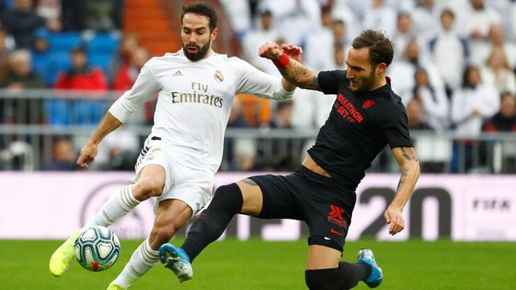 Real Madrid - Sevilla: 2-1