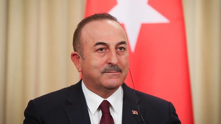 Bakan Çavuşoğlu'ndan Yunanistan'a 'Hafter' tepkisi