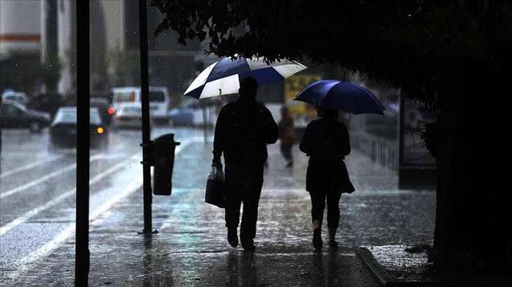 19 Ocak hava durumu... Pazar günü hava nasıl olacak? Yağmur yağacak mı?