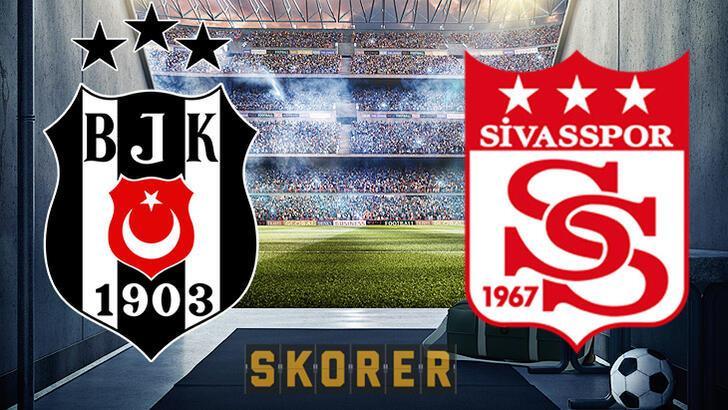 Beşiktaş Sivasspor maçı ne zaman? Saat kaçta, hangi kanalda?