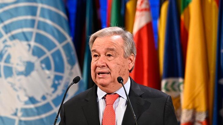 BM Genel Sekreteri Gutteres'ten Libya'da 'iç savaş' uyarısı