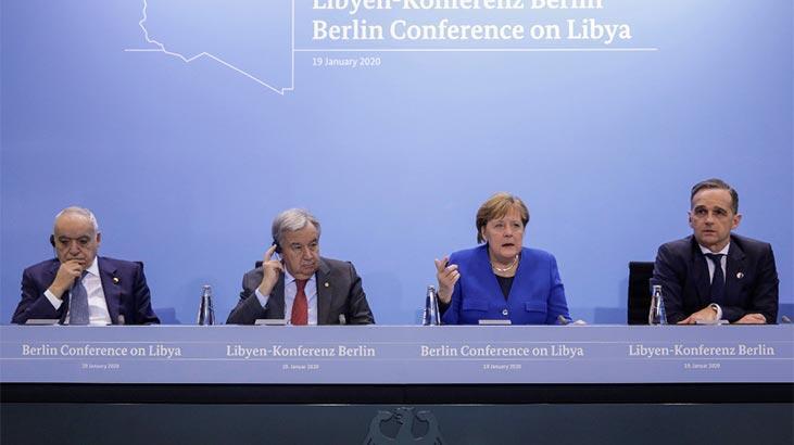 Son dakika | Libya Zirvesi'nden 'anlaşma' çıktı