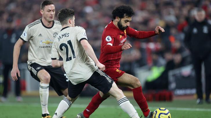 Lider Liverpool, Manchester United'ı devirdi! Fark 16 oldu...