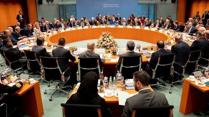 Libya Konferansı'nın sonuç bildirgesi çok kritik 55 maddeden oluştu