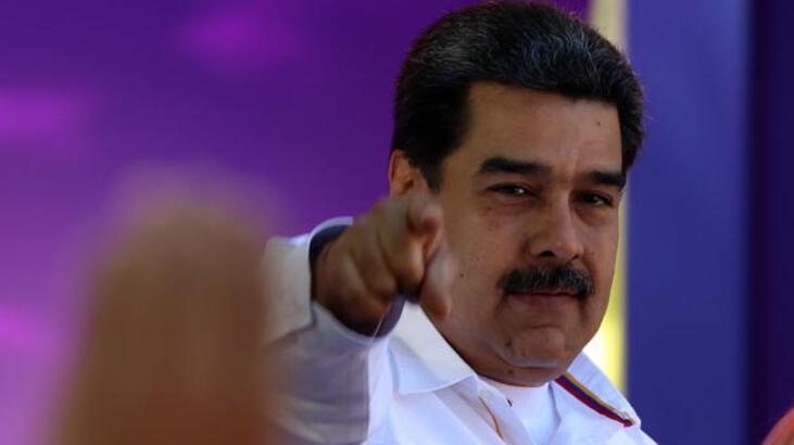 Maduro'dan ABD'ye çağrı: Zamanı geldi