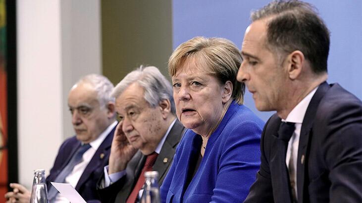 Libya Konferansı'nın devamı şubatta dışişleri bakanları düzeyinde yapılacak