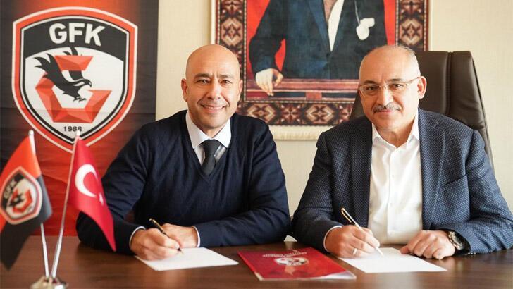 Gaziantep FK'ye sportif direktör: Fatih İbradı
