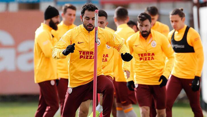 Galatasaray'da rota Türkiye Kupası