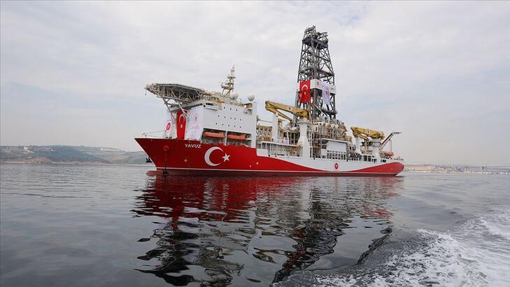 Bakan açıkladı! Yavuz Sondaj Gemisi'nden yeni haber!