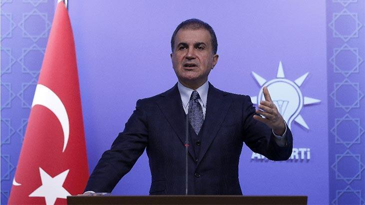 AK Parti Sözcüsü Ömer Çelik'ten CHP'ye 'İdlib' tepkisi