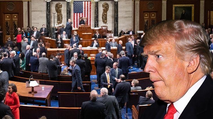 Trump için 110 sayfalık savunma! 'Başkan'ı hızlıca aklayın'