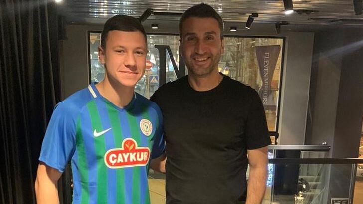 Çaykur Rizespor, Ukraynalı forvet Boriachuk ile anlaştı