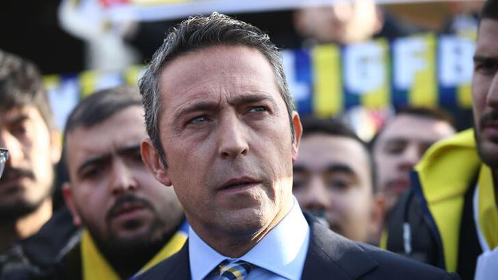 Fenerbahçe'de başkan Ali Koç'tan transfer açıklaması!