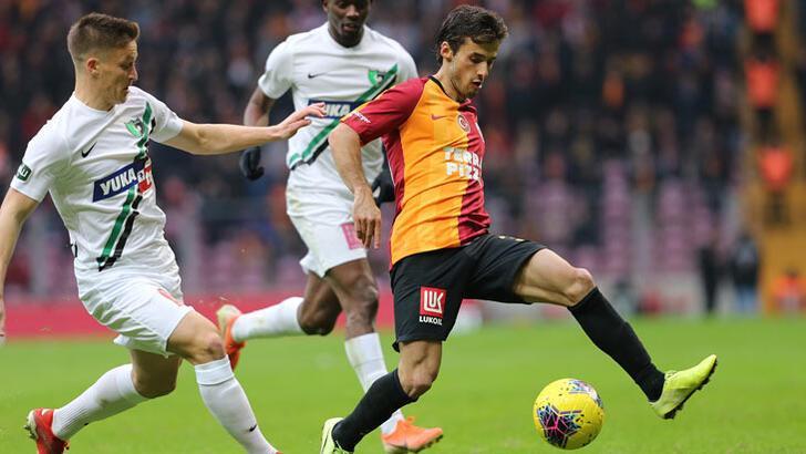Galatasaray'da Saracchi'ye büyük övgü