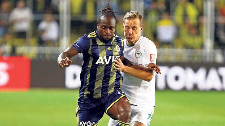 Bak sen şu Moses'a! Inter'e transfer için...