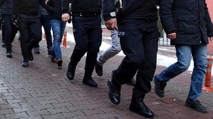 FETÖ'nün hücre evlerine yönelik operasyonda 20 gözaltı