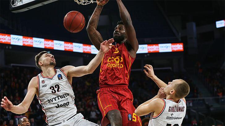 Galatasaray, Rusya'da galibiyet arayacak