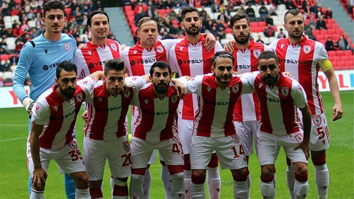 Sağlam geldi, böyle oldu! Samsunspor en az gol yiyen takım...