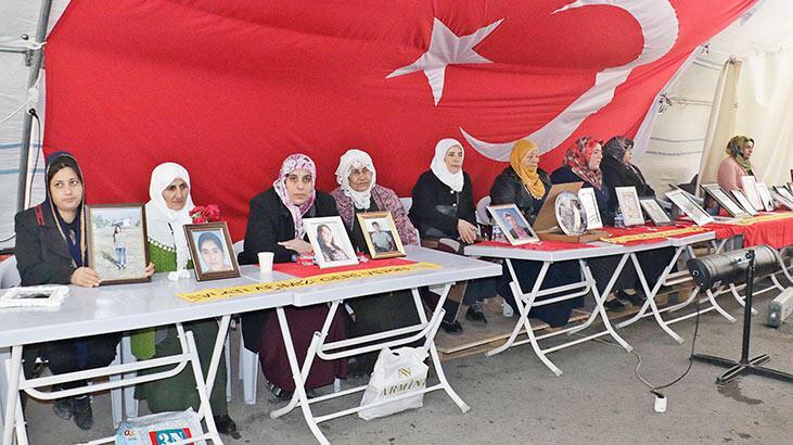 HDP önündeki eylemde 141'inci gün