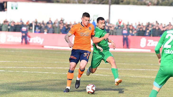GMG Kırklarelispor-Medipol Başakşehir: 0-0