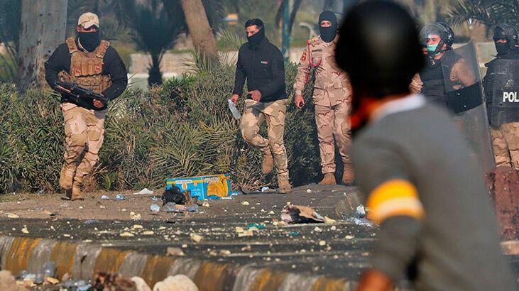 Son dakika... Irak'taki protestolarda 6 gösterici hayatını kaybetti!