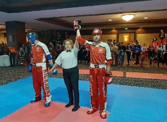 Osmaniyeli Kick bokscular 22 madalya ile döndü