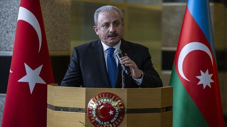 TBMM Başkanı Şentop'tan 'FETÖ'nün siyasi ayağı' açıklaması