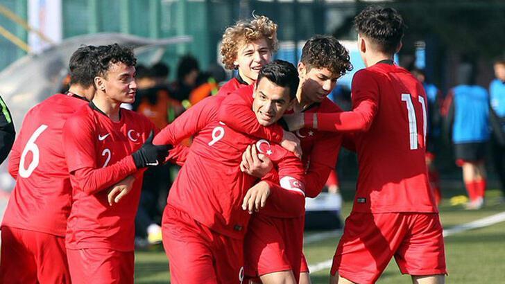 Melih Bostan yıldızlaştı, Ege Kupası'nı Türkiye kazandı