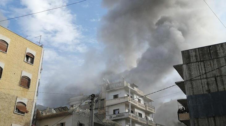 İdlib Gerginliği Azaltma Bölgesi'ne saldırısı: 26 ölü