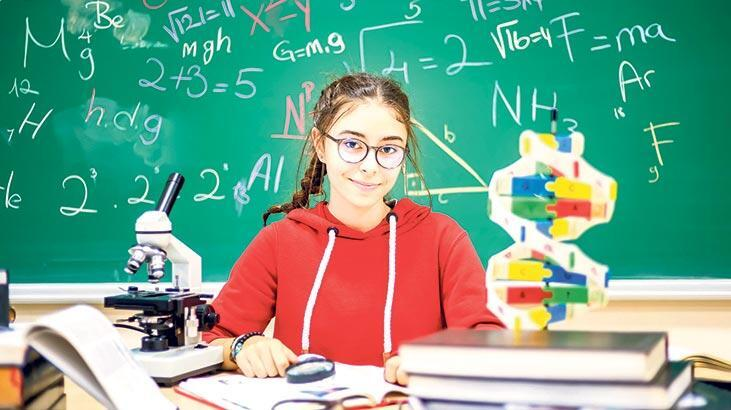 Liselilere özel bilim yarışması