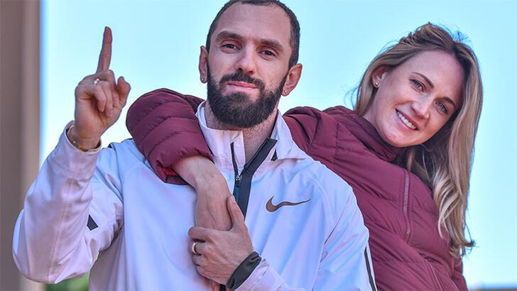 Guliyev: Olimpiyatta altın hedefliyorum
