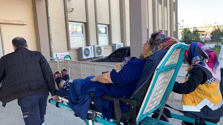 Adıyaman'da sobadan zehirlenen 9 kişi tedaviye alındı
