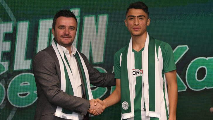 Son dakika transfer haberleri | Konyaspor, Şener Kaya ile sözleşme imzaladı