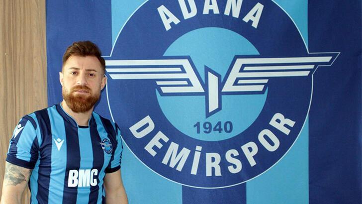 Transfer haberleri | Okan Alkan Adana Demirspor'da