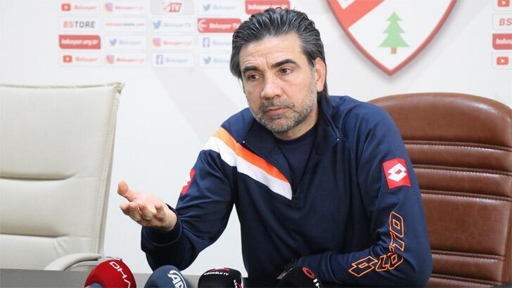 Osman Özköylü, basın toplantısında isyan etti