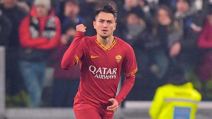 Cengiz Ünder attı ama Roma Juventus'a elendi: 3-1