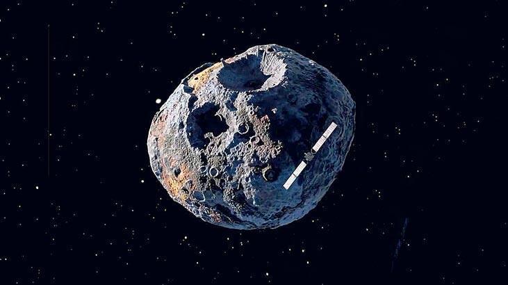 Uzayda altın keşfi! Ederi 700 kentilyon $