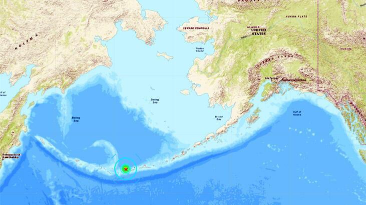 Son dakika... ABD'de 6.2 büyüklüğünde deprem