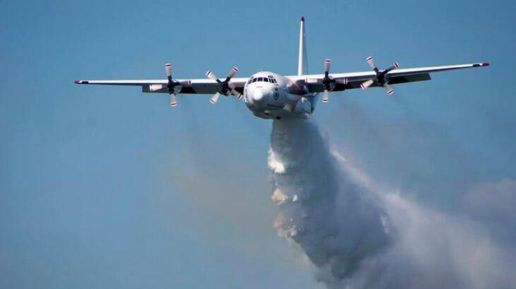 Son dakika... Avustralya'da yangın söndürme uçağı düştü, ABD'liler öldü