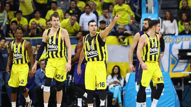 Fenerbahçe Beko'nun konuğu AX Armani Exchange Milan
