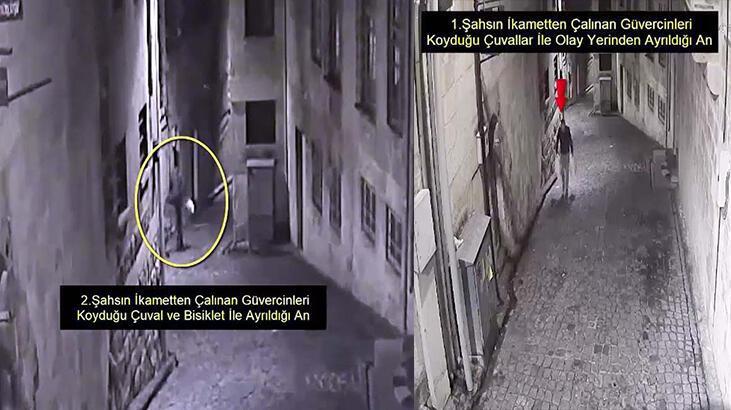 Gaziantep'te motosiklet ve güvercin hırsızları yakalandı