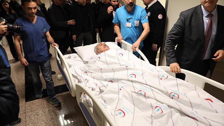 Kaza geçiren milletvekili Aydın, iki hafta gözetim altında tutulacak