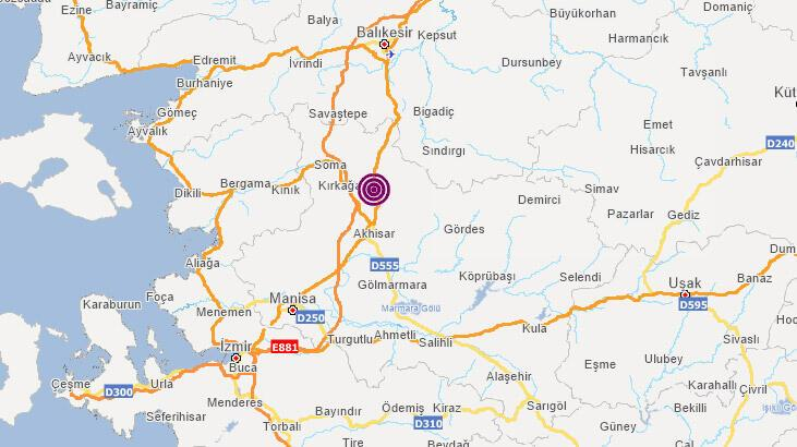 Son dakika | Manisa beşik gibi sallanıyor! 24 Ocak Son depremler listesi