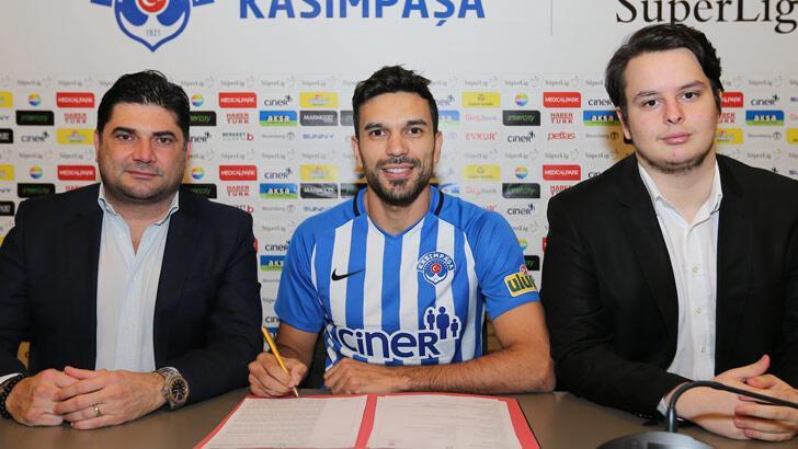 Son dakika | Kasımpaşa, Oussama Haddadi transferini duyurdu