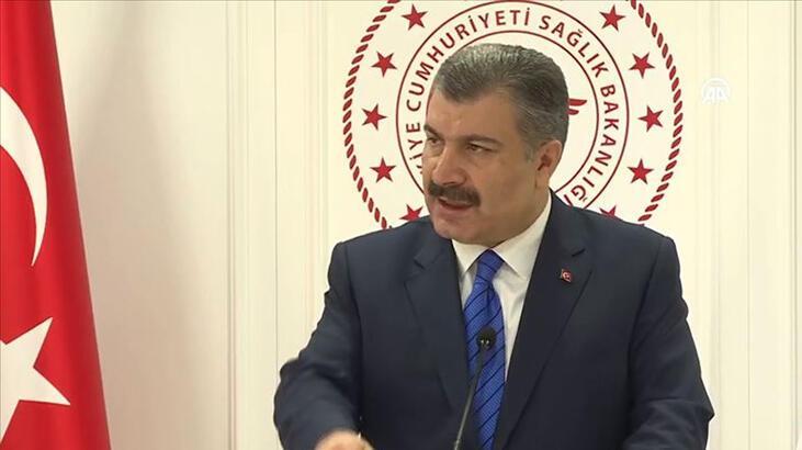 Son dakika... İstanbul'da 'koronavirüs' alarmı! Bakan Koca açıkladı: 15-20 kişi...