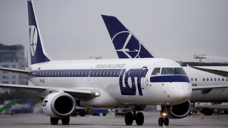 Polonyalı LOT, Alman tatil hava yolu Condor'u satın alıyor