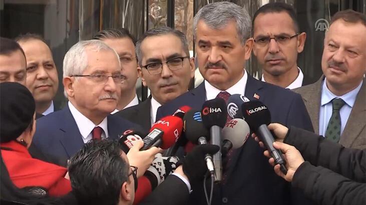 Son dakika... YSK'nın yeni başkanı Muharrem Akkaya oldu