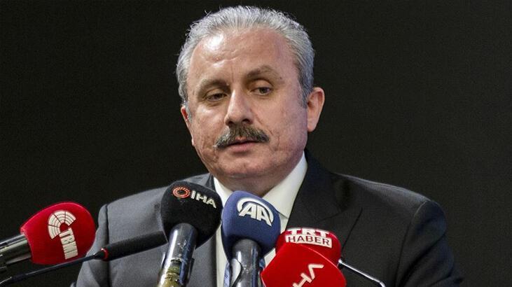 TBMM Başkanı Şentop'tan Yunanistan açıklaması