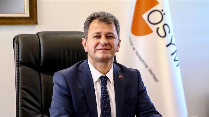 ÖSYM Başkanı Aygün: 'Bu yıl 15'i elektronik ortamda 19 yabancı dil sınavı yapacağız'